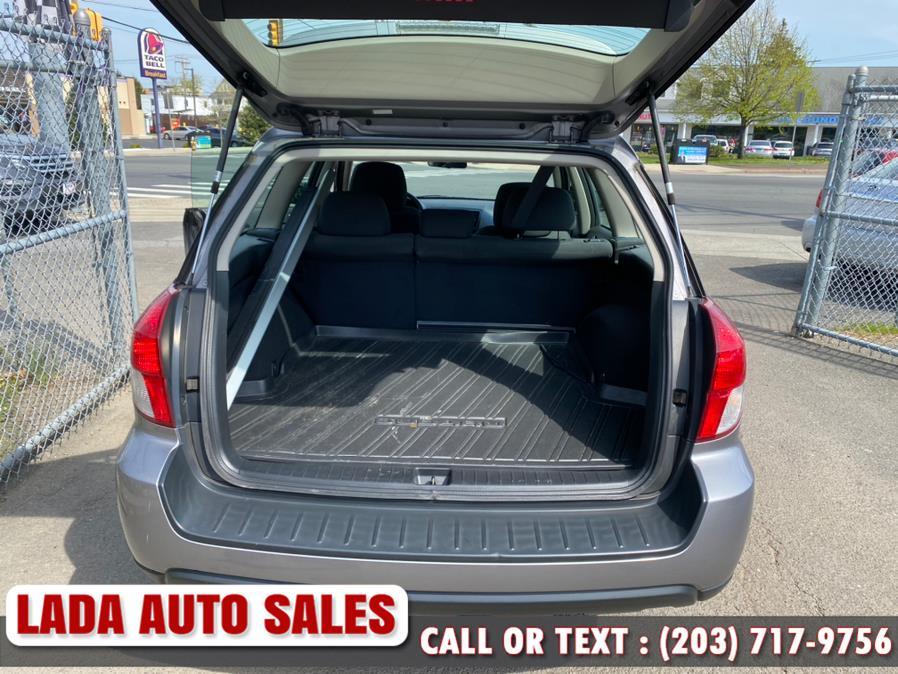 Used Subaru Outback 4dr H4 Auto 2.5i 2008 | Lada Auto Sales. Bridgeport, Connecticut