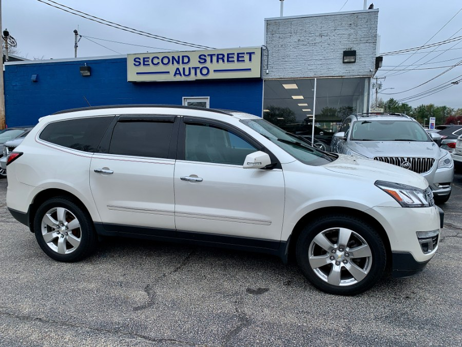 Used 2013 Chevrolet Traverse in Manchester, New Hampshire | Second Street Auto Sales Inc. Manchester, New Hampshire