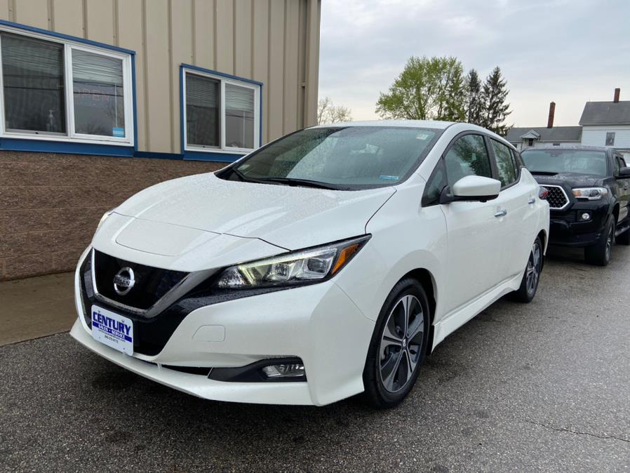 Used 2020 Nissan LEAF in East Windsor, Connecticut | Century Auto And Truck. East Windsor, Connecticut