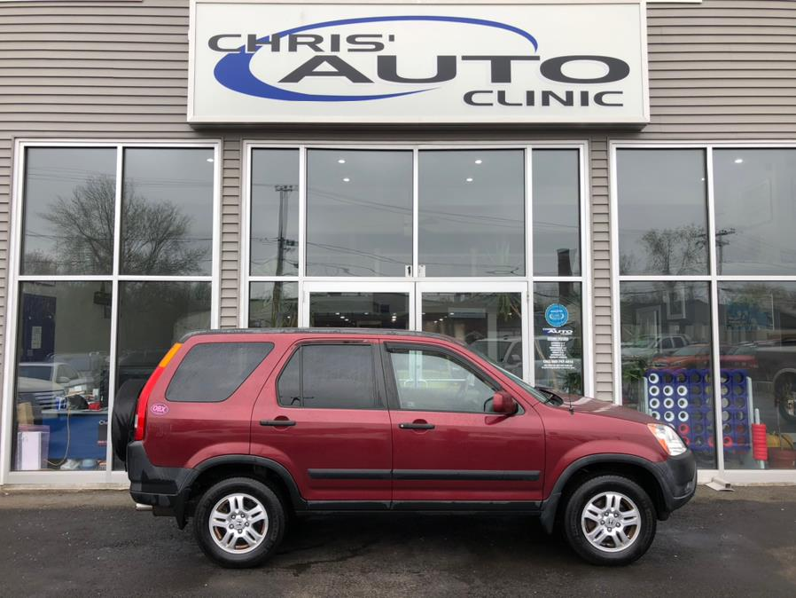 Used 2004 Honda CR-V in Plainville, Connecticut | Chris's Auto Clinic. Plainville, Connecticut