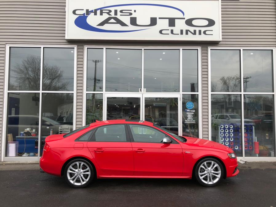 Used 2011 Audi S4 in Plainville, Connecticut | Chris's Auto Clinic. Plainville, Connecticut