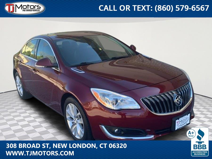 Used 2016 Buick Regal in New London, Connecticut | TJ Motors. New London, Connecticut