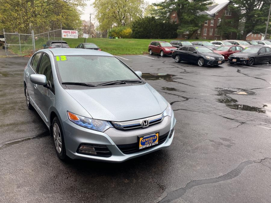 Used Honda Insight 5dr CVT LX 2013   Newfield Auto Sales. Middletown, Connecticut