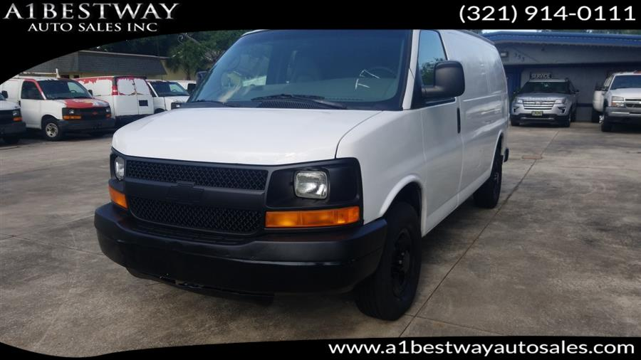 Used 2007 Chevrolet Express Cargo Van in Melbourne , Florida | A1 Bestway Auto Sales Inc.. Melbourne , Florida
