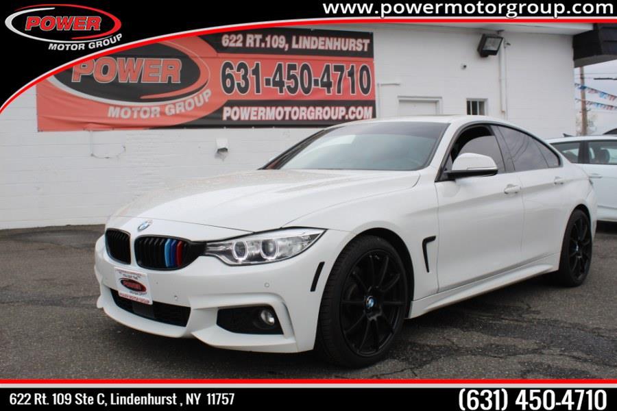 Used 2017 BMW 4 Series M-SPORT in Lindenhurst , New York | Power Motor Group. Lindenhurst , New York
