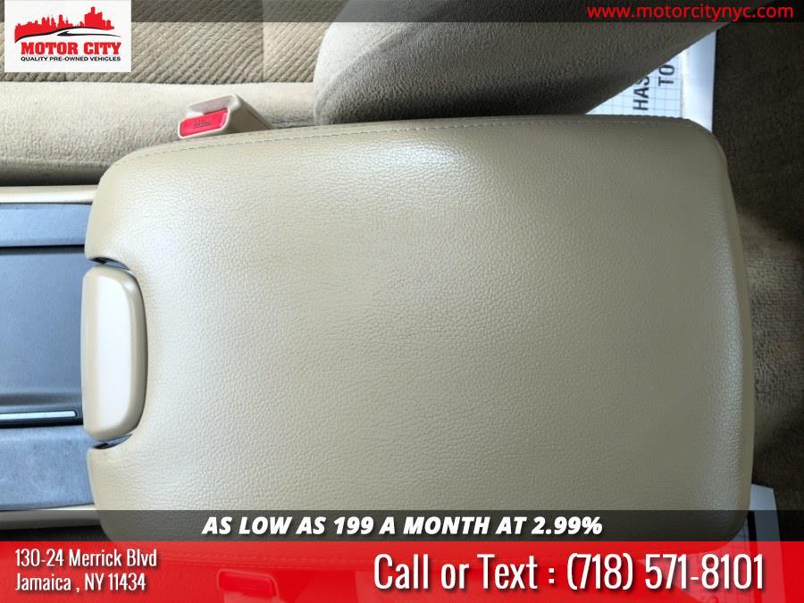 Used Honda Accord Sdn 4dr I4 Auto EX 2011   Motor City. Jamaica, New York