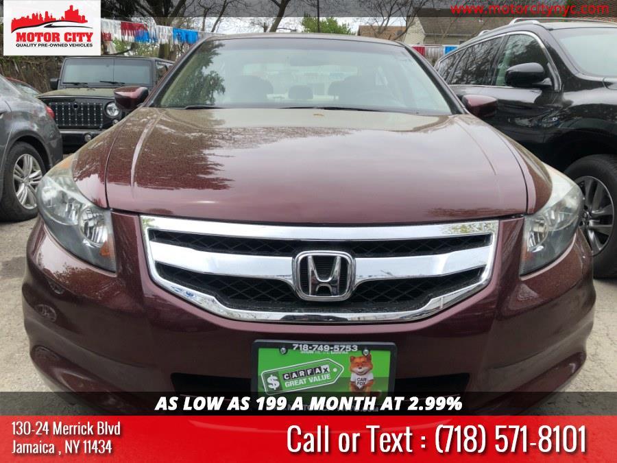 Used 2011 Honda Accord Sdn in Jamaica, New York | Motor City. Jamaica, New York