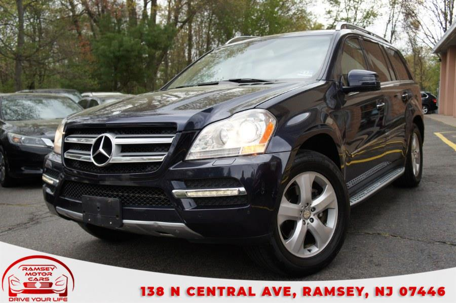 Used 2012 Mercedes-Benz GL-Class in Ramsey, New Jersey | Ramsey Motor Cars Inc. Ramsey, New Jersey