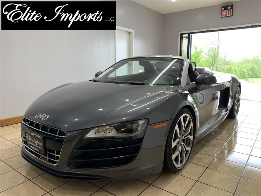 Used Audi R8 5.2 2012 | Elite Imports LLC. West Chester, Ohio
