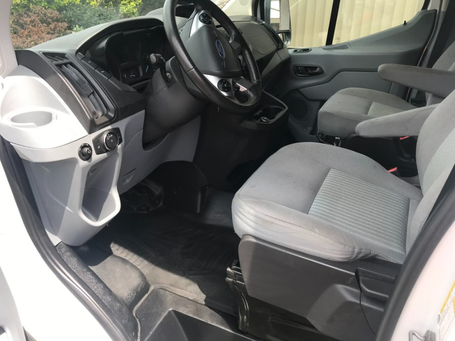 "Used Ford Transit Van T-250 130"" Low Rf 9000 GVWR Swing-Out RH Dr 2017   Airway Motors. Bridgeport, Connecticut"
