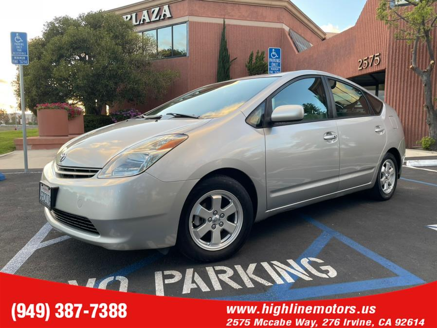 Used 2004 Toyota Prius in Irvine, California | High Line Motors LLC. Irvine, California