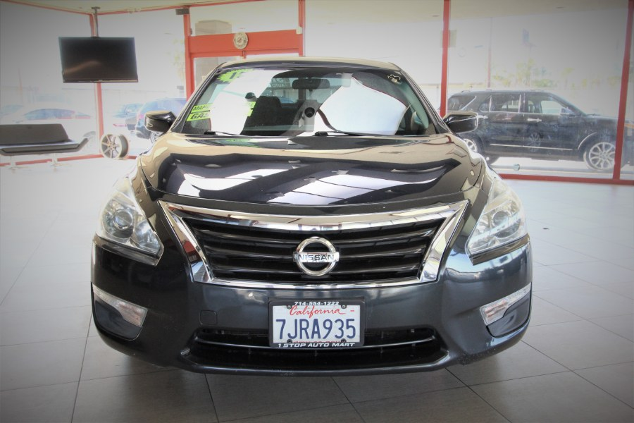 Used Nissan Altima 4dr Sdn I4 2.5 S 2015   1 Stop Auto Mart Inc.. Garden Grove, California