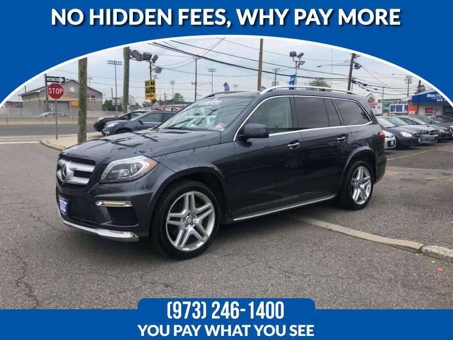 Used Mercedes-Benz GL-Class 4MATIC 4dr GL 550 2014 | Route 46 Auto Sales Inc. Lodi, New Jersey