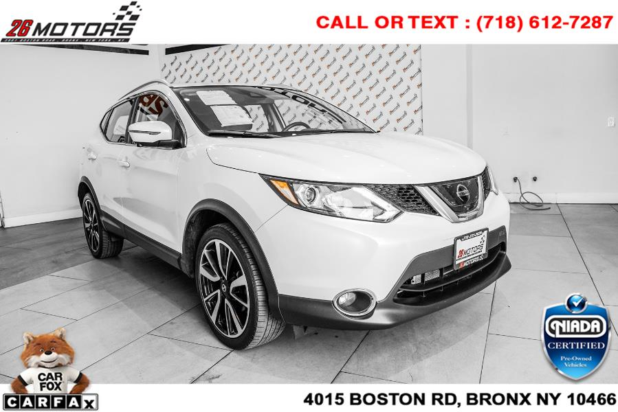 Used Nissan Rogue Sport AWD SL 2017 | 52Motors Corp. Woodside, New York