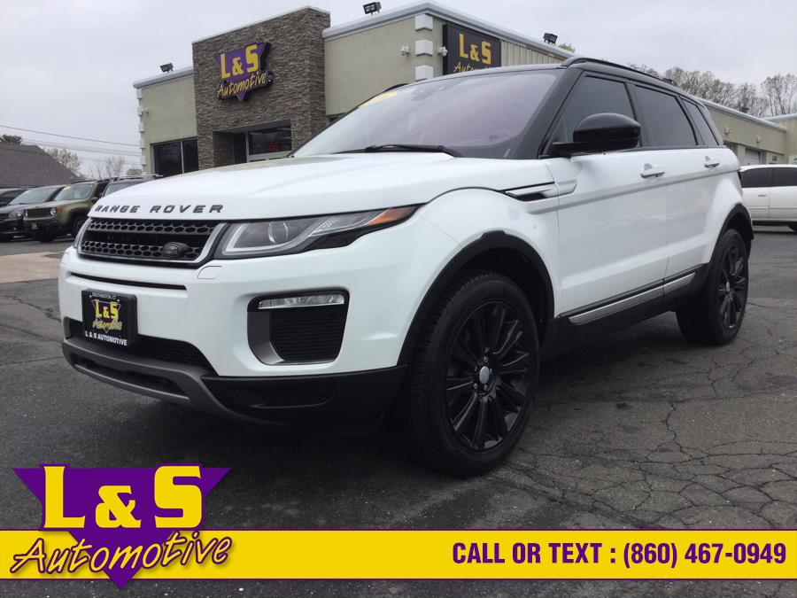 Used Land Rover Range Rover Evoque 5dr HB HSE 2016 | L&S Automotive LLC. Plantsville, Connecticut