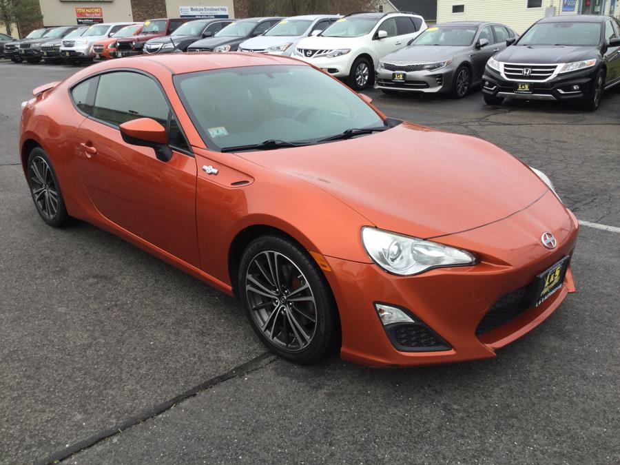 Used Scion FR-S 2dr Cpe Man 10 Series (Natl) 2013 | L&S Automotive LLC. Plantsville, Connecticut