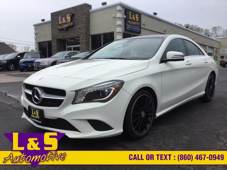 Used 2014 Mercedes-Benz CLA-Class in Plantsville, Connecticut | L&S Automotive LLC. Plantsville, Connecticut