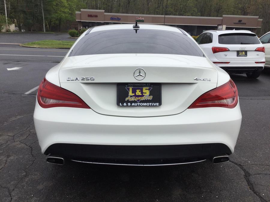 Used Mercedes-Benz CLA-Class 4dr Sdn CLA250 4MATIC 2014 | L&S Automotive LLC. Plantsville, Connecticut