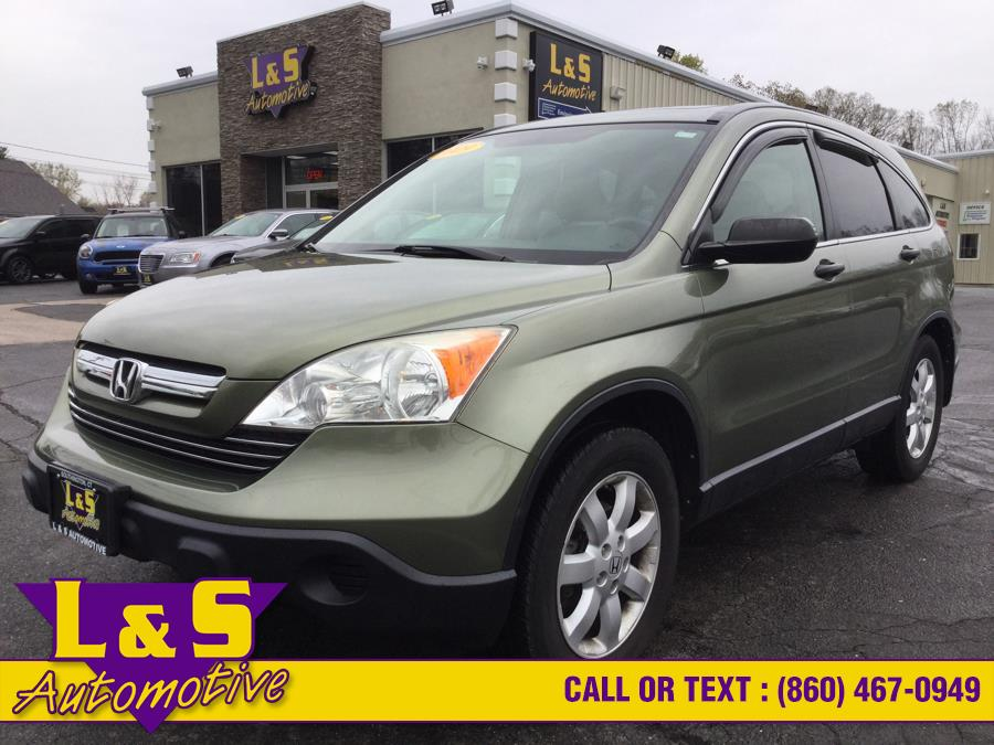 Used 2009 Honda CR-V in Plantsville, Connecticut | L&S Automotive LLC. Plantsville, Connecticut