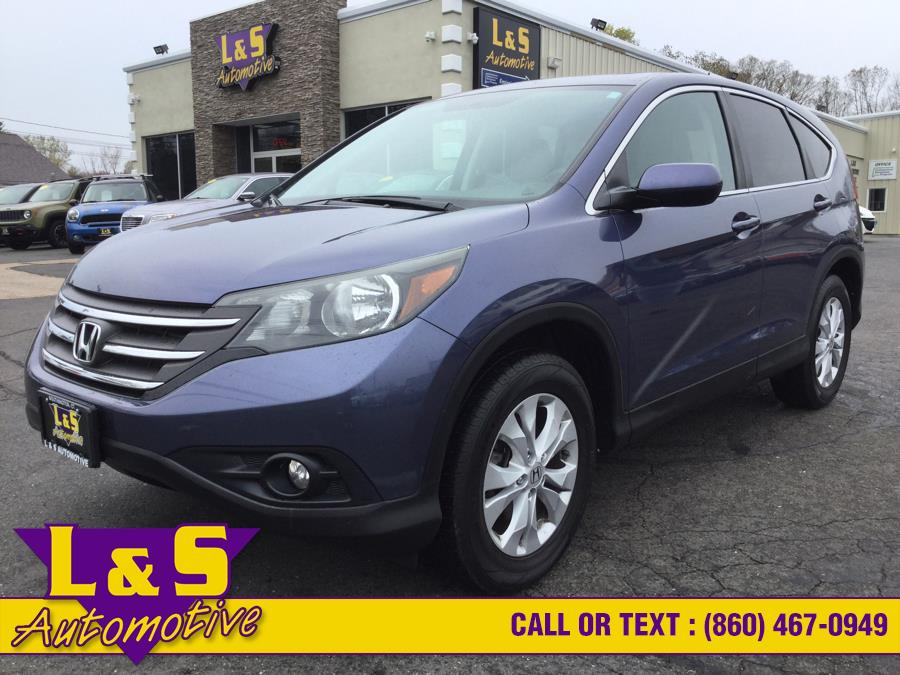 Used 2013 Honda CR-V in Plantsville, Connecticut | L&S Automotive LLC. Plantsville, Connecticut