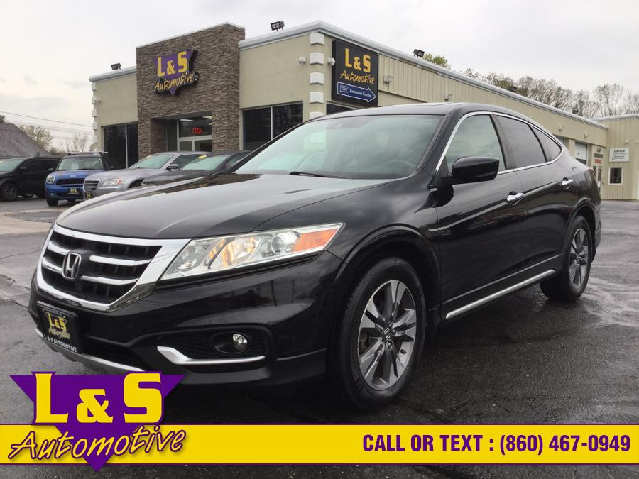 Used 2014 Honda Crosstour in Plantsville, Connecticut | L&S Automotive LLC. Plantsville, Connecticut