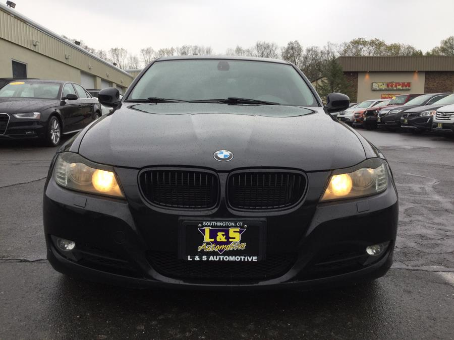 Used BMW 3 Series 4dr Sdn 328i xDrive AWD SULEV 2011 | L&S Automotive LLC. Plantsville, Connecticut