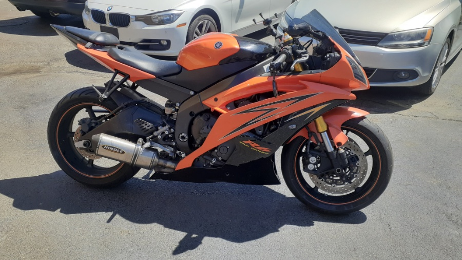 Used Yamaha YZF-R6L R6 2009 | Wonderland Auto. Revere, Massachusetts