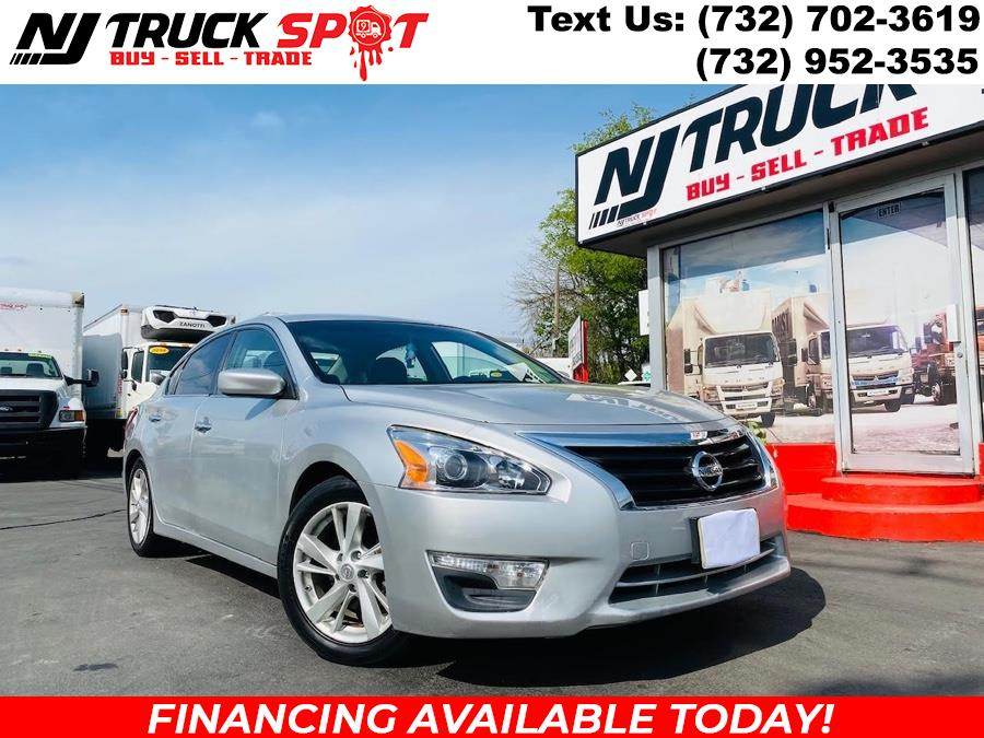 Used 2013 Nissan Altima in South Amboy, New Jersey | NJ Truck Spot. South Amboy, New Jersey