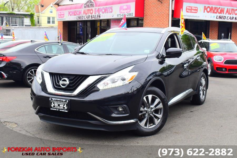 Used 2017 Nissan Murano in Irvington, New Jersey | Foreign Auto Imports. Irvington, New Jersey