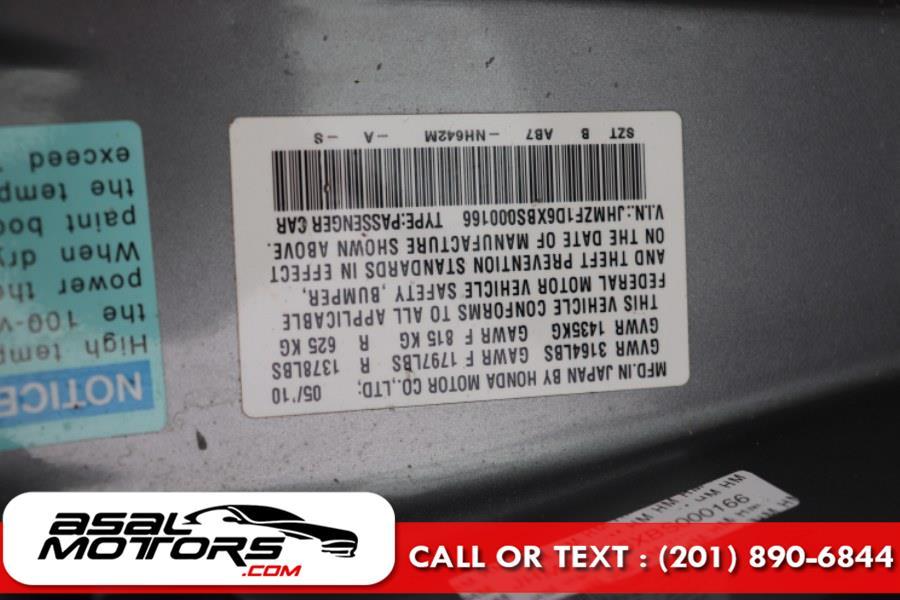 Used Honda CR-Z 3dr CVT EX w/Navi 2011   Asal Motors. East Rutherford, New Jersey