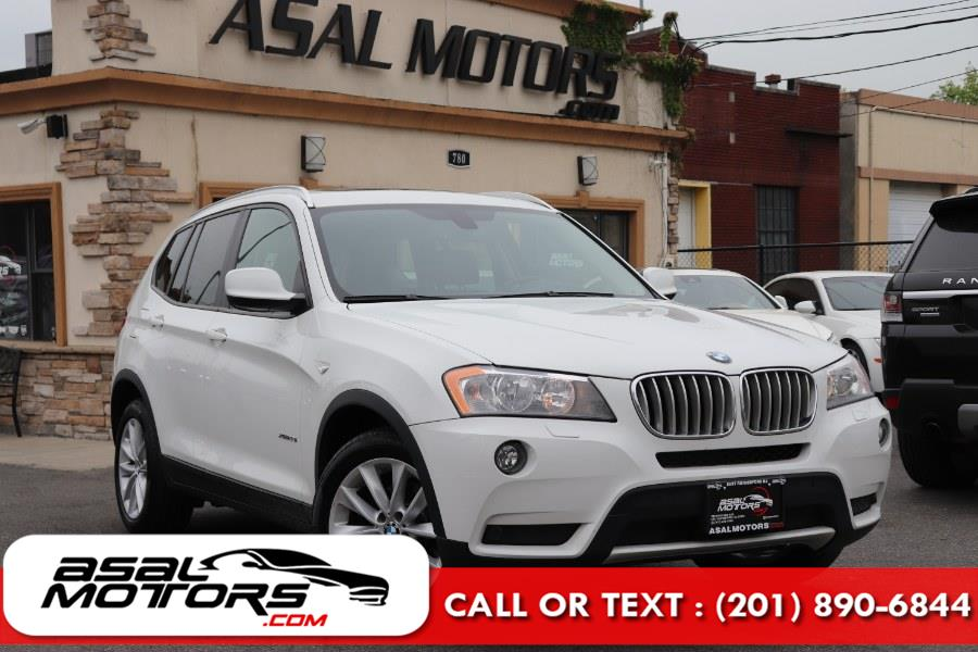 Used 2014 BMW X3 in East Rutherford, New Jersey | Asal Motors. East Rutherford, New Jersey
