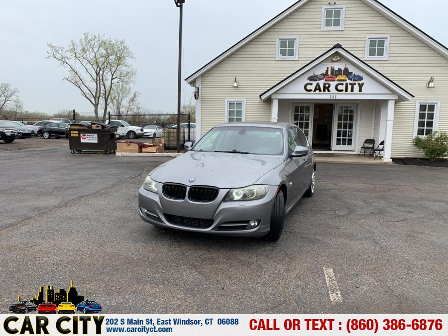 Used BMW 3 Series 4dr Sdn 335i xDrive AWD 2009 | Car City LLC. East Windsor, Connecticut