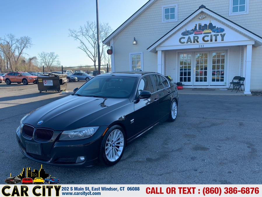 Used BMW 3 Series 4dr Sdn 335i xDrive AWD 2010 | Car City LLC. East Windsor, Connecticut