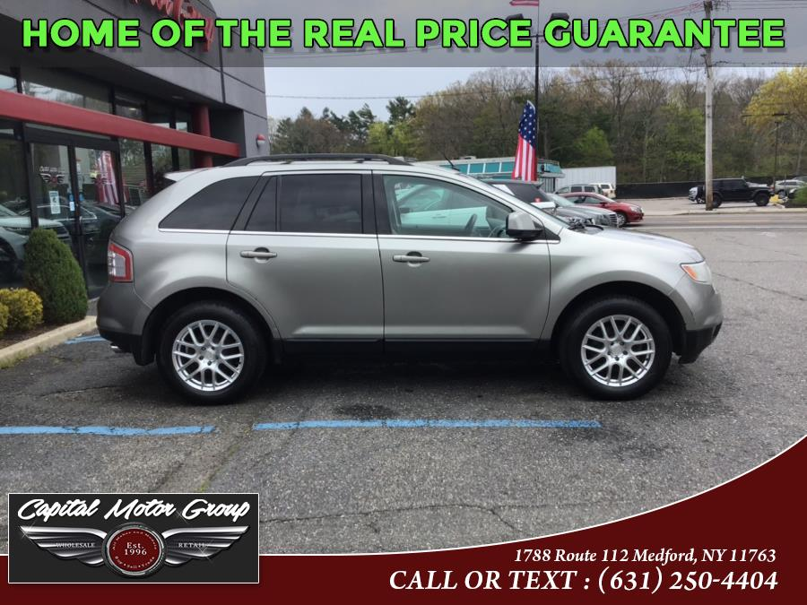 Used Ford Edge 4dr Limited AWD 2008 | Capital Motor Group Inc. Medford, New York