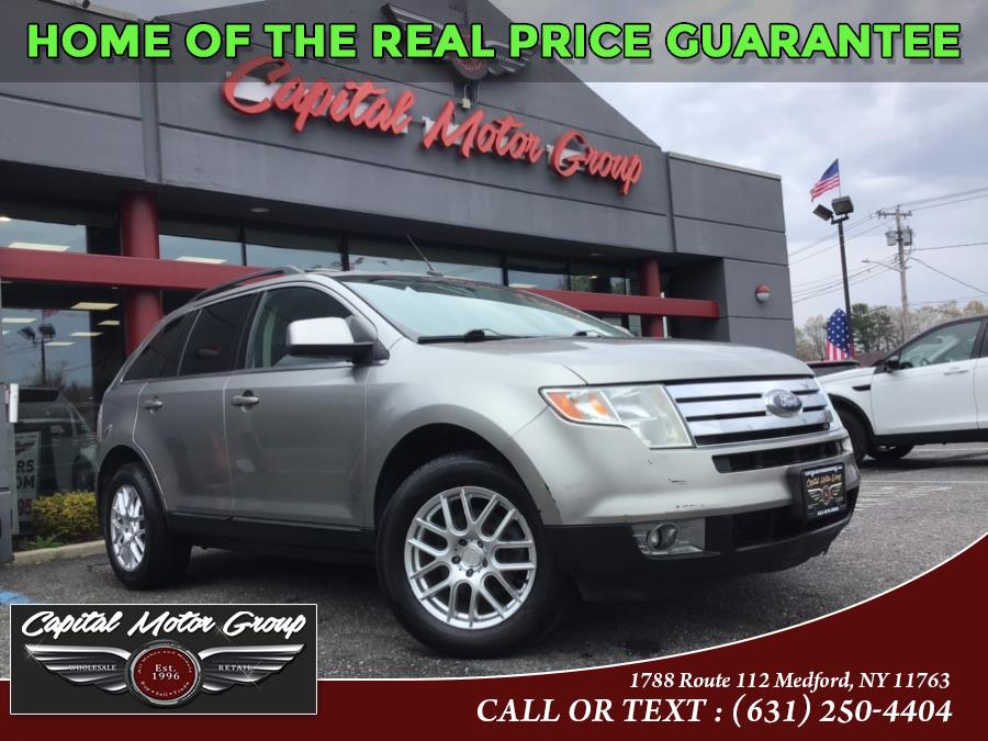 Used 2008 Ford Edge in Medford, New York | Capital Motor Group Inc. Medford, New York
