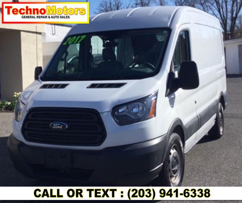 Used 2017 Ford Transit Van in Danbury , Connecticut | Techno Motors . Danbury , Connecticut