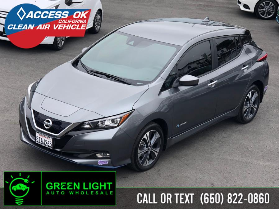 Used 2019 Nissan LEAF in Daly City, California | Green Light Auto Wholesale. Daly City, California