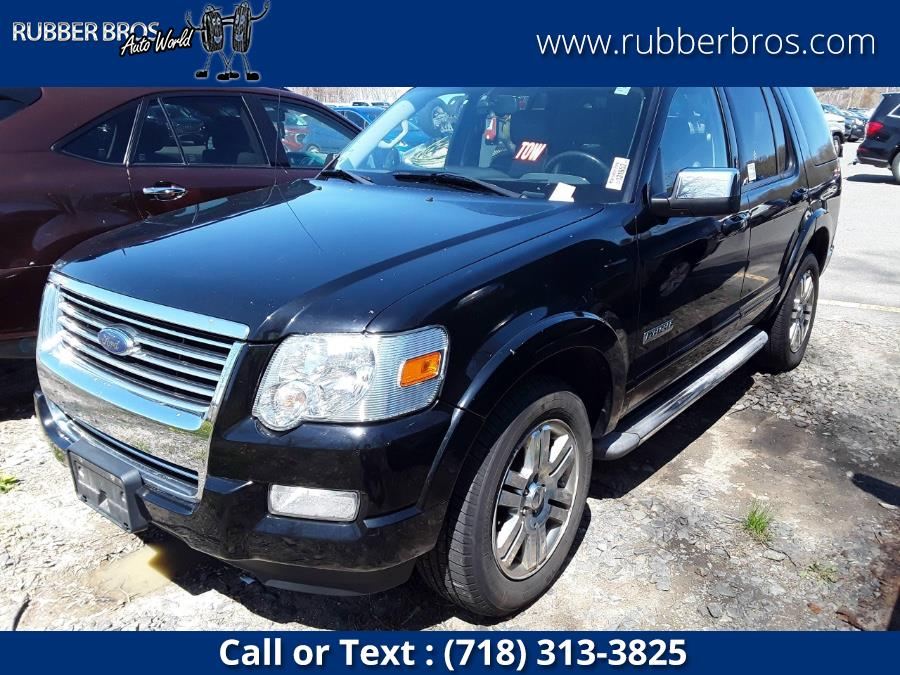 Used Ford Explorer 4WD 4dr V6 Limited 2007 | Rubber Bros Auto World. Brooklyn, New York