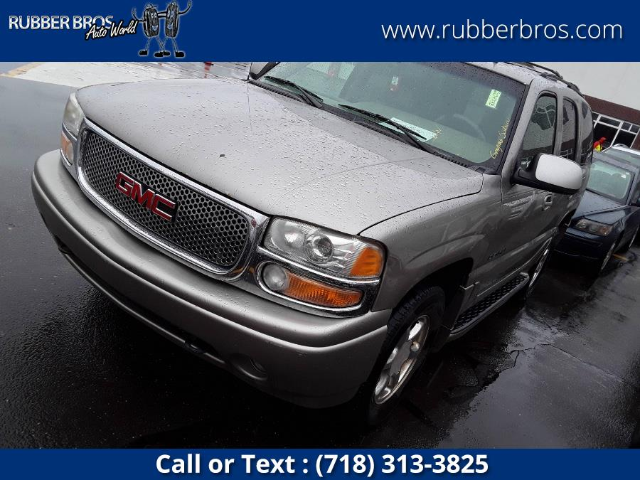 Used 2002 GMC Yukon Denali in Brooklyn, New York | Rubber Bros Auto World. Brooklyn, New York