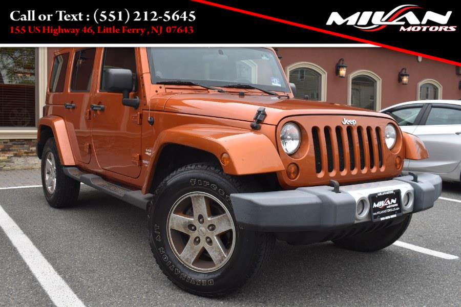 Used Jeep Wrangler Unlimited 4WD 4dr Sahara 2011 | Milan Motors. Little Ferry , New Jersey