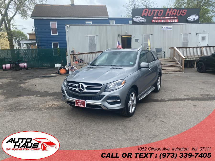 Used 2016 Mercedes-Benz GLE in Irvington , New Jersey | Auto Haus of Irvington Corp. Irvington , New Jersey