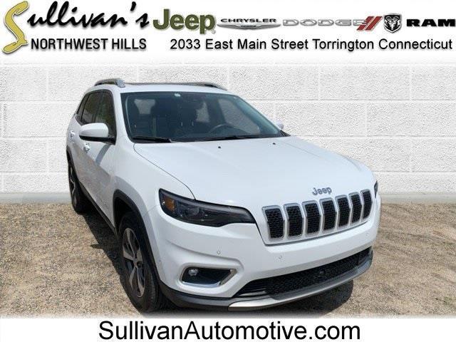 Used 2019 Jeep Cherokee in Avon, Connecticut   Sullivan Automotive Group. Avon, Connecticut