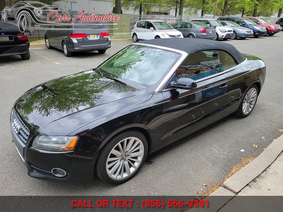 Used 2011 Audi A5 in Delran, New Jersey | Carr Automotive. Delran, New Jersey