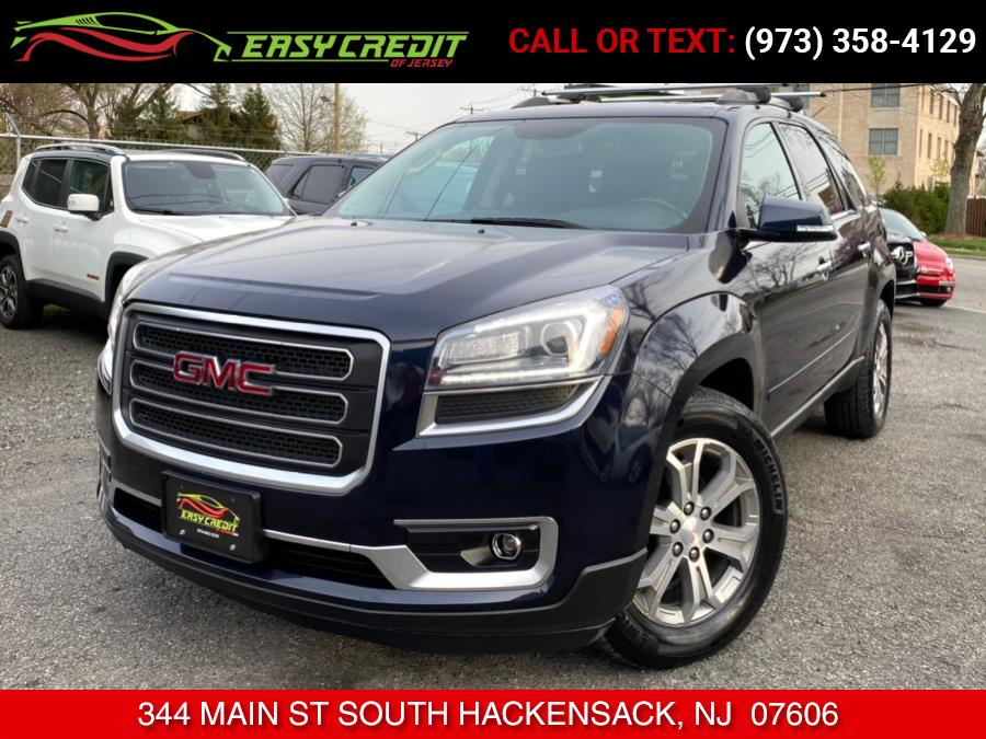 Used 2015 GMC Acadia in South Hackensack, New Jersey | Easy Credit of Jersey. South Hackensack, New Jersey
