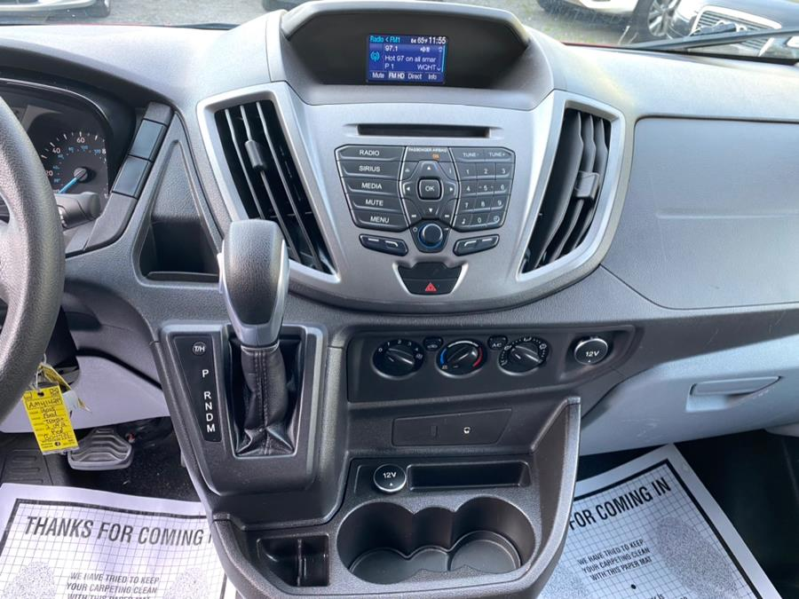 """Used Ford Transit Cargo Van T-250 148"""" Med Rf 9000 GVWR Sliding RH Dr 2015 