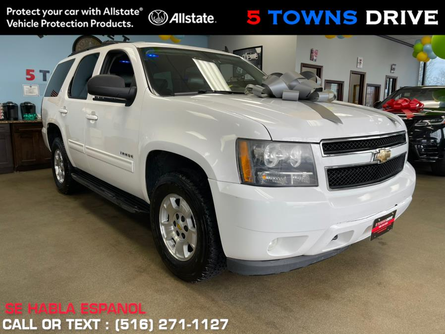 Used Chevrolet Tahoe 4WD 4dr 1500 LT 2010 | 5 Towns Drive. Inwood, New York