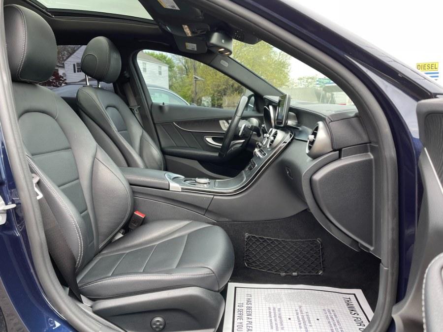 Used Mercedes-Benz C-Class C 300 Sedan with Sport Pkg 2017 | Champion Auto Sales. Hillside, New Jersey