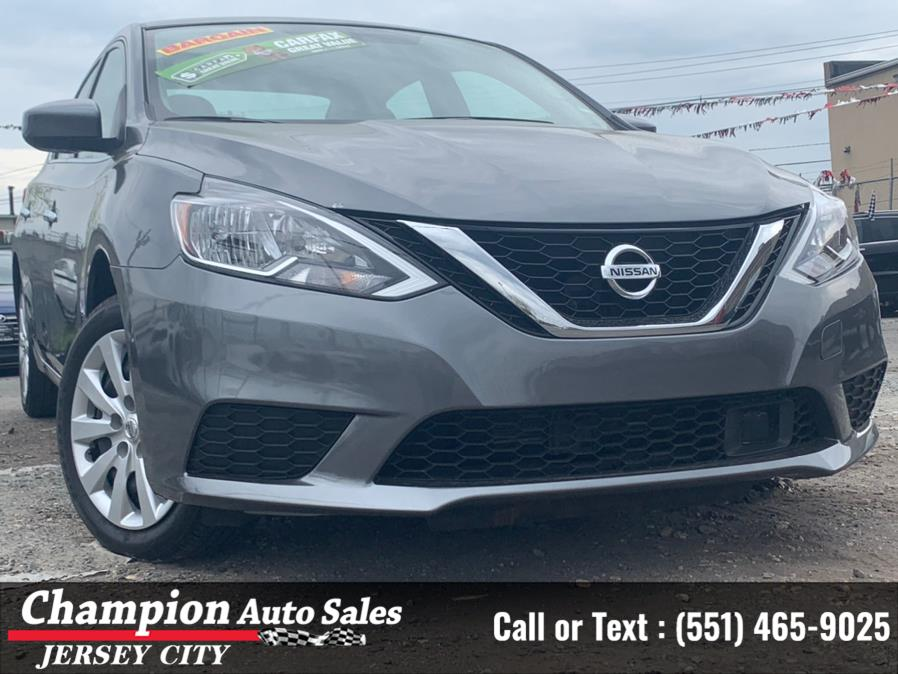 Used 2019 Nissan Sentra in Jersey City, New Jersey | Champion Auto Sales. Jersey City, New Jersey