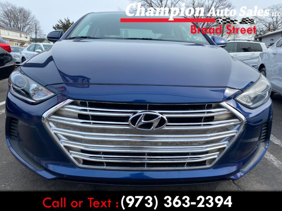 Used 2017 Hyundai Elantra in Newark, New Jersey | Champion Auto Sales. Newark, New Jersey