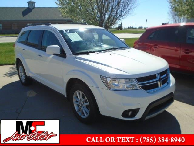 Used 2017 Dodge Journey in Colby, Kansas | M C Auto Outlet Inc. Colby, Kansas